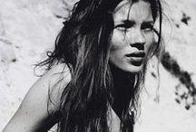 ♡ Kate Moss the boss / Kate my rolemodel