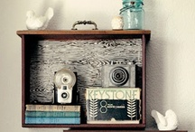 DIY projects / by Kristina Robinson