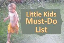 For Kids / by Kristin Valentine