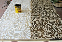 Inspiration for my Dining Room / by Anecia Jensen