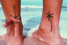 Tattoos / by Catherine Campbell