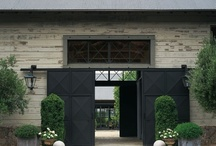 Design style: Barns/barn-homes / by Billie Henninger