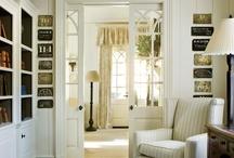 Designer: Jackye Lanham / Her southern decor. / by Billie Henninger
