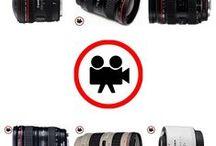 Canon Zoom Objektifler / Rezervasyon & Bilgi için: 0533 548 70 01 info@filmekipmanlari.com  http://filmekipmanlari.com/kategori/objektif/