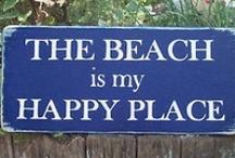 Beach!!! / by Phyllis Gillespie