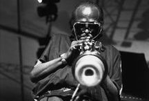 Jazz & Jazz Musicians / Rare pictures and select videos of iconic Jazz musicians.