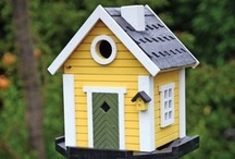 Birdhouses / by Phyllis Gillespie