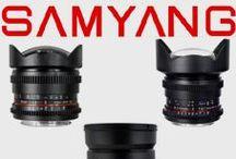 SAMYANG Cine Lensler / Samyang Sinema Serisi Lens Seti Canon EOS uyumlu Samyang Sinema Serisi Lens Seti: Black Magic Sinema Kamera, Canon 5D Mark 3, Canon 5D Mark 2 , Canon 6D,  Canon 7d, 60D diğer bütün EOS Modelleri ile uyumlu bayonet.  Toplam 5 Lens:  Samyang 8mm T3.8 Balık Gözü Cine Objektif  Samyang 14mm T3.1 Ultra Geniş Açı Cine Objektif  Samyang 24mm T1.5 Geniş Açı Cine Objektif  Samyang 35mm T1.5 Geniş Açı Cine Objektif  Samyang 85mm T1.5 Tele Cine Objektif  HPRC 2600 Özel Hard Case Taşıma Çantası