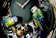 JAQUET DROZ ABOUT BIRDS / Gli uccelli prendono vita nelle creazioni di Jaquet Droz.