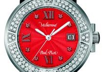 PAUL PICOT 2013 for WOMEN / Paul Picot's models (2013) for women. Women's watches