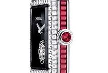 Chanel 2013 / Chanel New Collection. Womens' watches