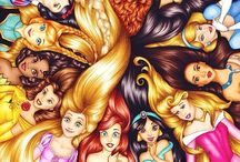 Disney / by Catherine Campbell