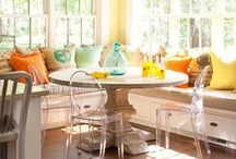 Best Dining Rooms / by Yumdom! {Kingdom of Recipes}
