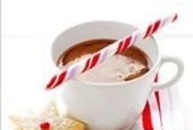 Hot Chocolate Variations  / For those cold nights in front of the fireplace / by Yumdom! {Kingdom of Recipes}