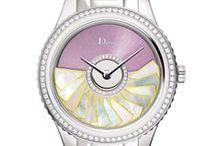 Dior Horlogerie 2014 / In anteprima i modelli di Dior Horlogerie che saranno presentati a Baselworld 2014