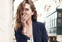 erin wasson / spring 2014 / psst... more erin on our blog: http://bit.ly/1fpZTSH / by Madewell