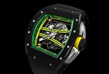 RICHARD MILLE 2014 / La nuova collezione Richard Mille The new Richard Mille's Collection