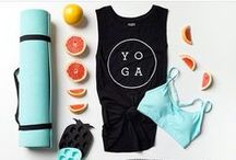 Workout Gear / by Catherine Campbell