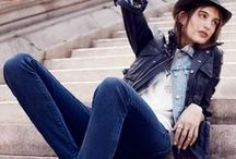 new york, new denim / aug 2014 / timeless, iconic, good-looking from any angle. central park and our jeans have so much in common…