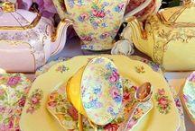 Tea Time / All things tea / by Karen Parsons Monarres