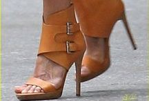 It is all about the Shoes / Shoes that make a statement.   Build your outfit from the shoes! / by Darlene Harris