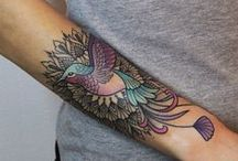 Tattoos/Art / Tattoos or Art I like / by Darlene Harris
