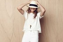 summer whites / july 2015 / 12 bright ideas to wear all summer, and beyond.