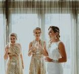 GBN SEQUINS BRIDESMAIDS / Our Shinning Sequins Gowns - AVA, ARIA or Multiway - are perfect sparkling option for your bridesmaids dress .