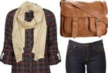 Closet - Fall/Winter / Outfits I can replicate with what I already have