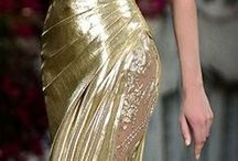 All about Fashion / Red carpet looks, glamorous dresses, and the latest catwalk outfits. / by Darlene Harris