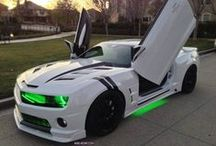 HOT Cars / Fast and luxury cars to die for! / by Darlene Harris