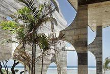 //outside / architecture