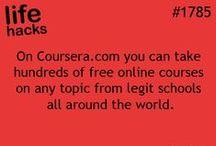 Tips, Tricks,  & Life Hacks / by ♥Carie Albers♥