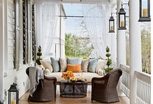 Home Sprucin'  / Decor, craft ideas most likely to be used in our new, southern home. / by Apalachee Livin'
