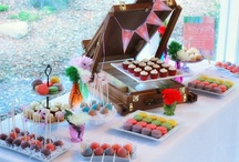Celebrate | Art Themed Bridal Shower / 'Love in Color' / by Haute Chocolate | Rachel Rouhana