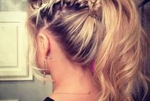 Hair / by Allie Bellairs- Brink