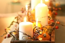 Decorate | Fall Decor Ideas / by Haute Chocolate | Rachel Rouhana