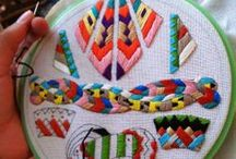 Embroidery and Needlepoint / by De Estraperlo