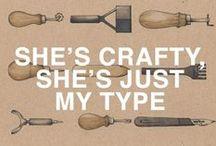 she's crafty