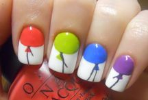 FINGER (nails) Lookin' Good! / Beautiful Nails / by LaDonna Parker-Clark