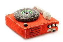 Crochet everything you see / by De Estraperlo