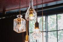 B U L B S / Lighting, lamps, chandeliers, light bulbs. All things lighting decor!