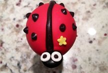 Baby Shower: Catie / Little Girl Lady Bug Theme / by Nicole Barta