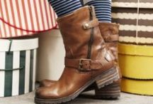 Big On BOOTS! / Love wearing Boots!!  / by LaDonna Parker-Clark