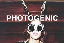 photogenic