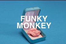 "funky monkey / LR - ""FUNKY MONKEY"" www.lindseyreay.com"