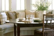 Dining Banquettes and Benches
