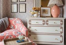 Interiors: Prints and Patterns