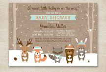 Baby Shower / by Eva Odle