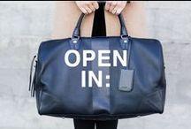 open in: